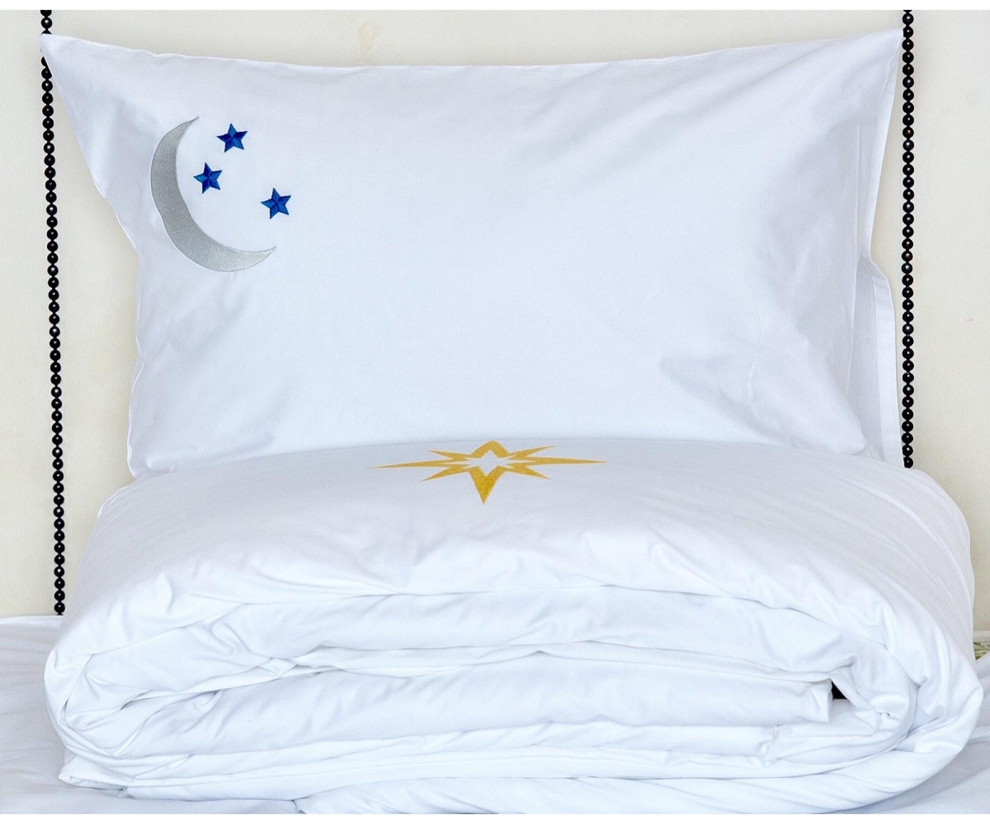 Постельное белье «Луна и звезды»