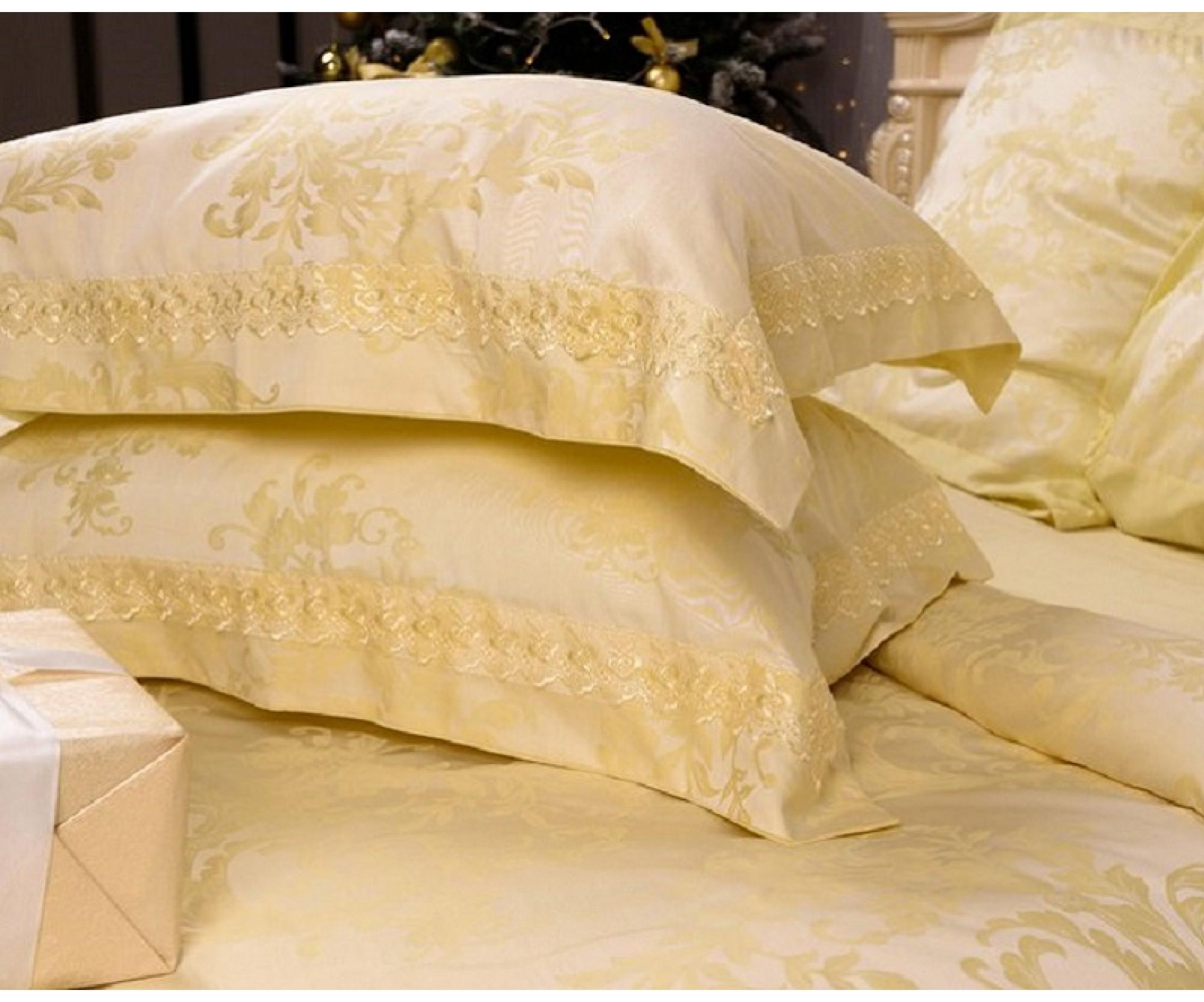 Постельные принадлежности «Tencel Loza» для круглой кровати