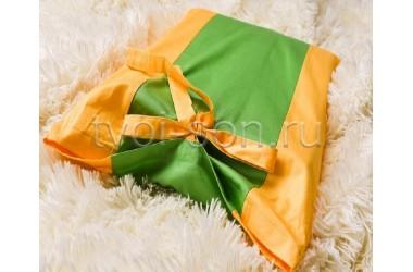 Мешочек для упаковки и хранения постельного белья.