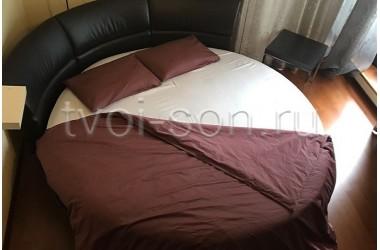 комплект для круглой кровати.