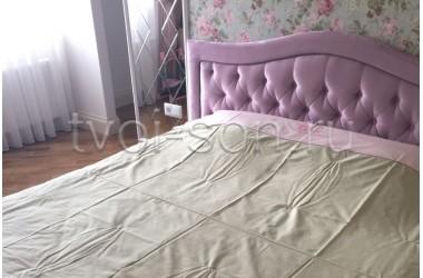 Постельное белье под дизайн детской спальни.