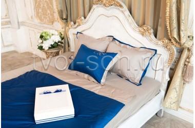Оригинальный свадебный комплект постельного белья