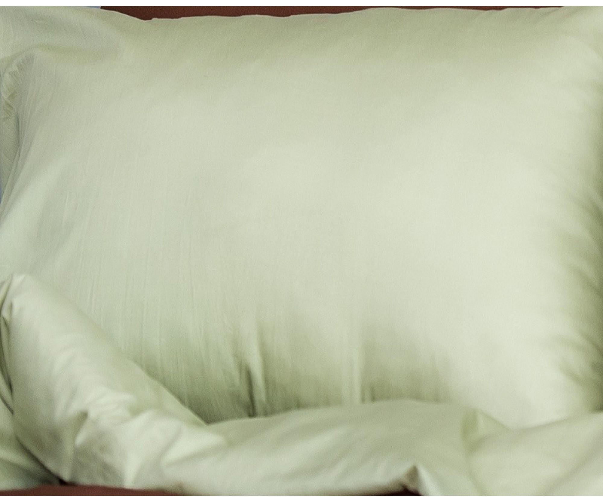 Простынь на резинке для круглой кровати «Oliva»/диаметр 220