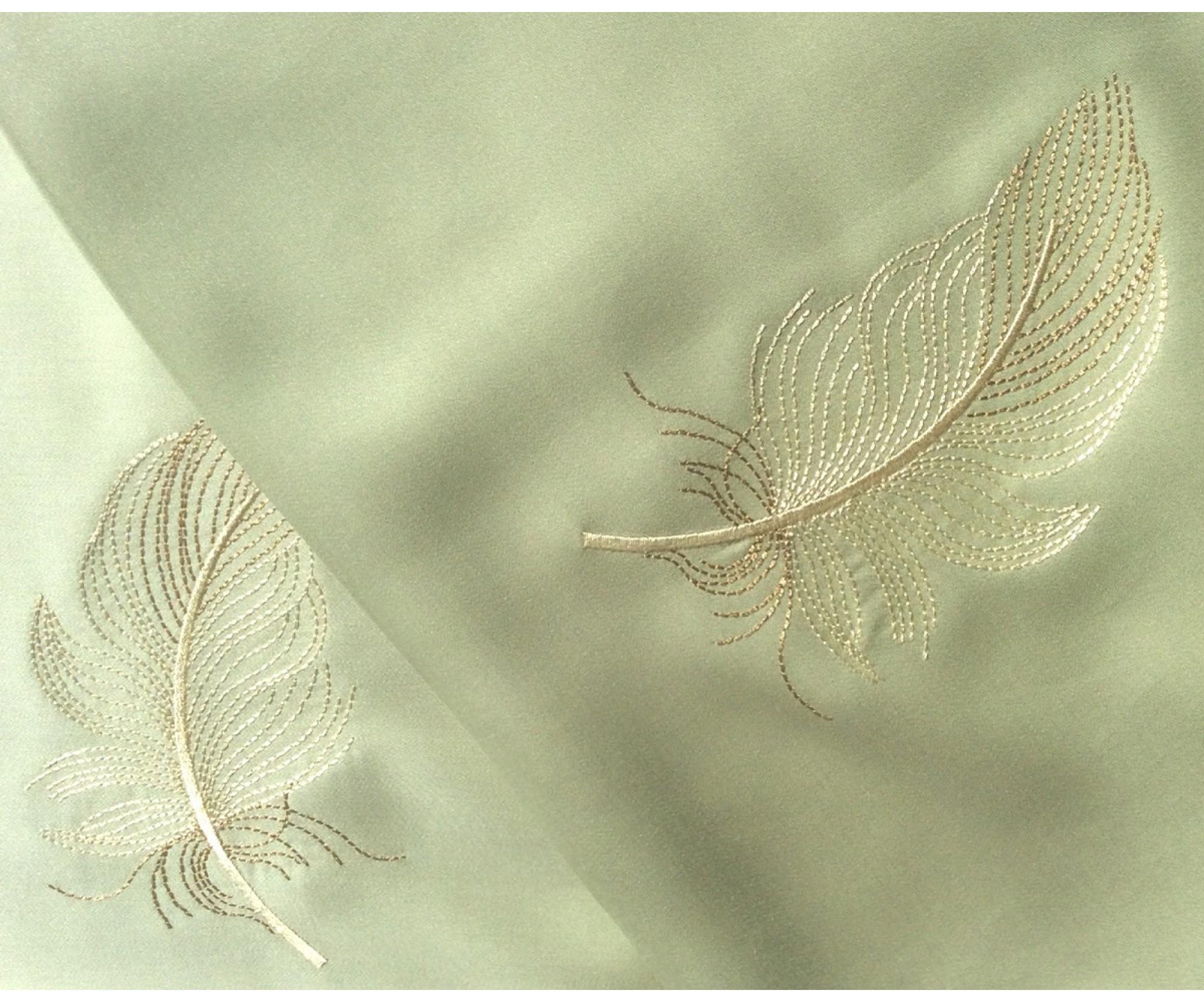Постельное белье круглое «Oliva»