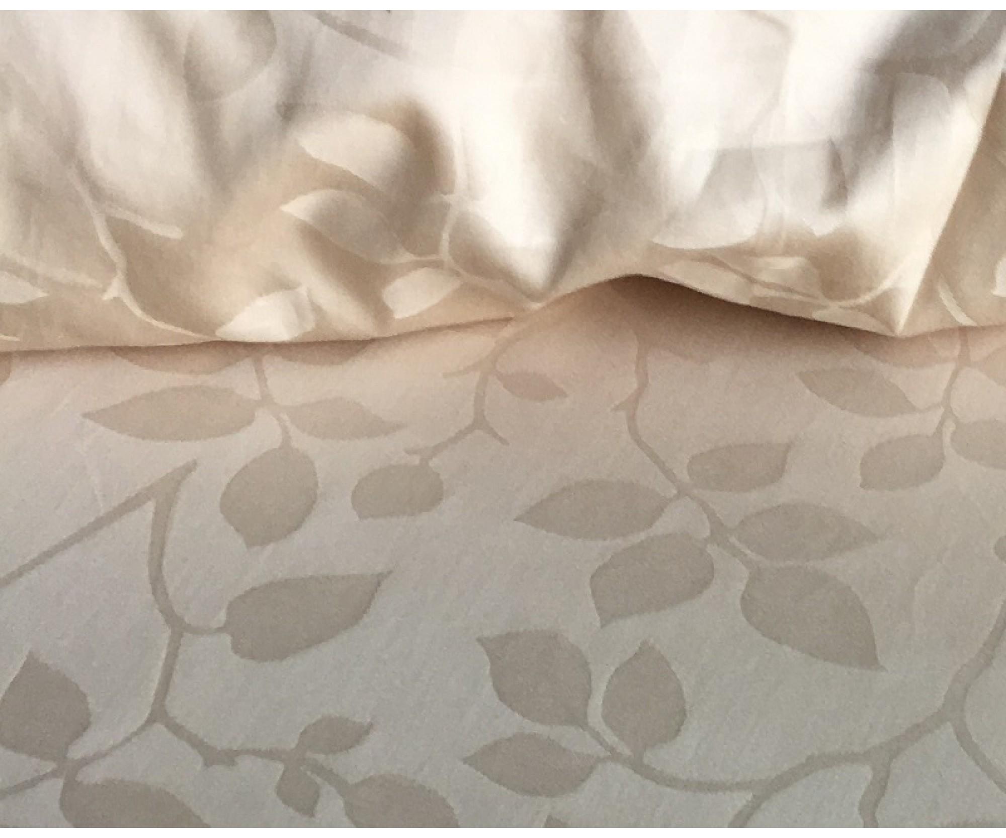 Простынь на резинке «Березка» для круглой кровати/диаметр 200