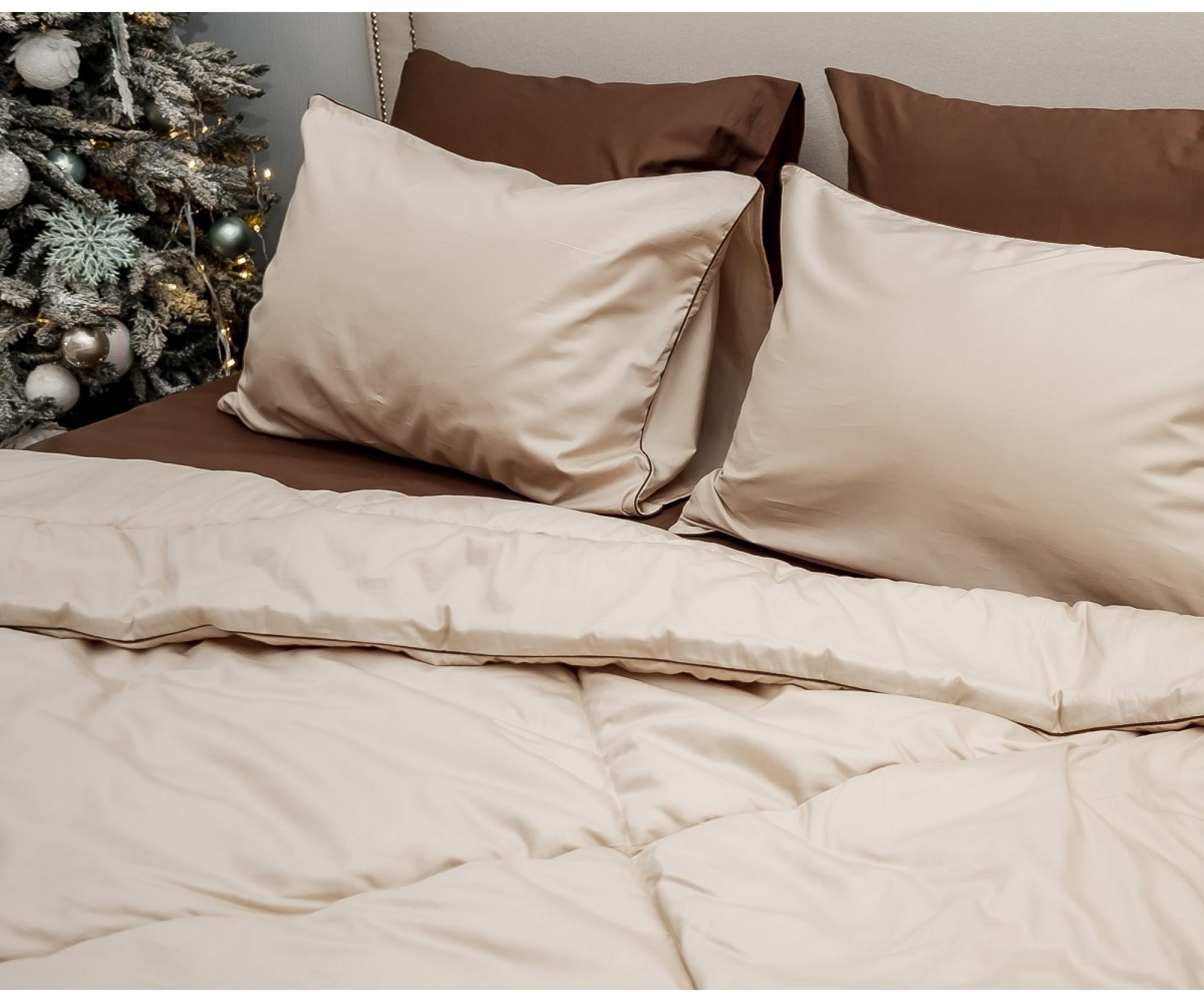 Одеяло-пододеяльник «Экофайбер в сатине»