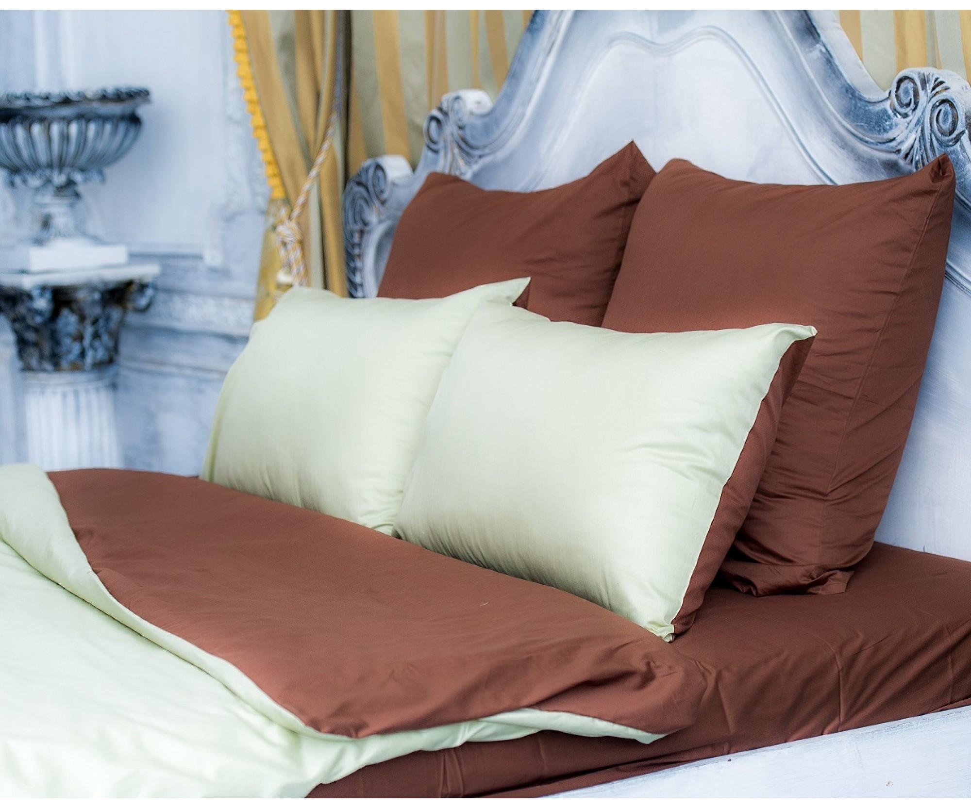 Постельное белье «Олива Шоколад»